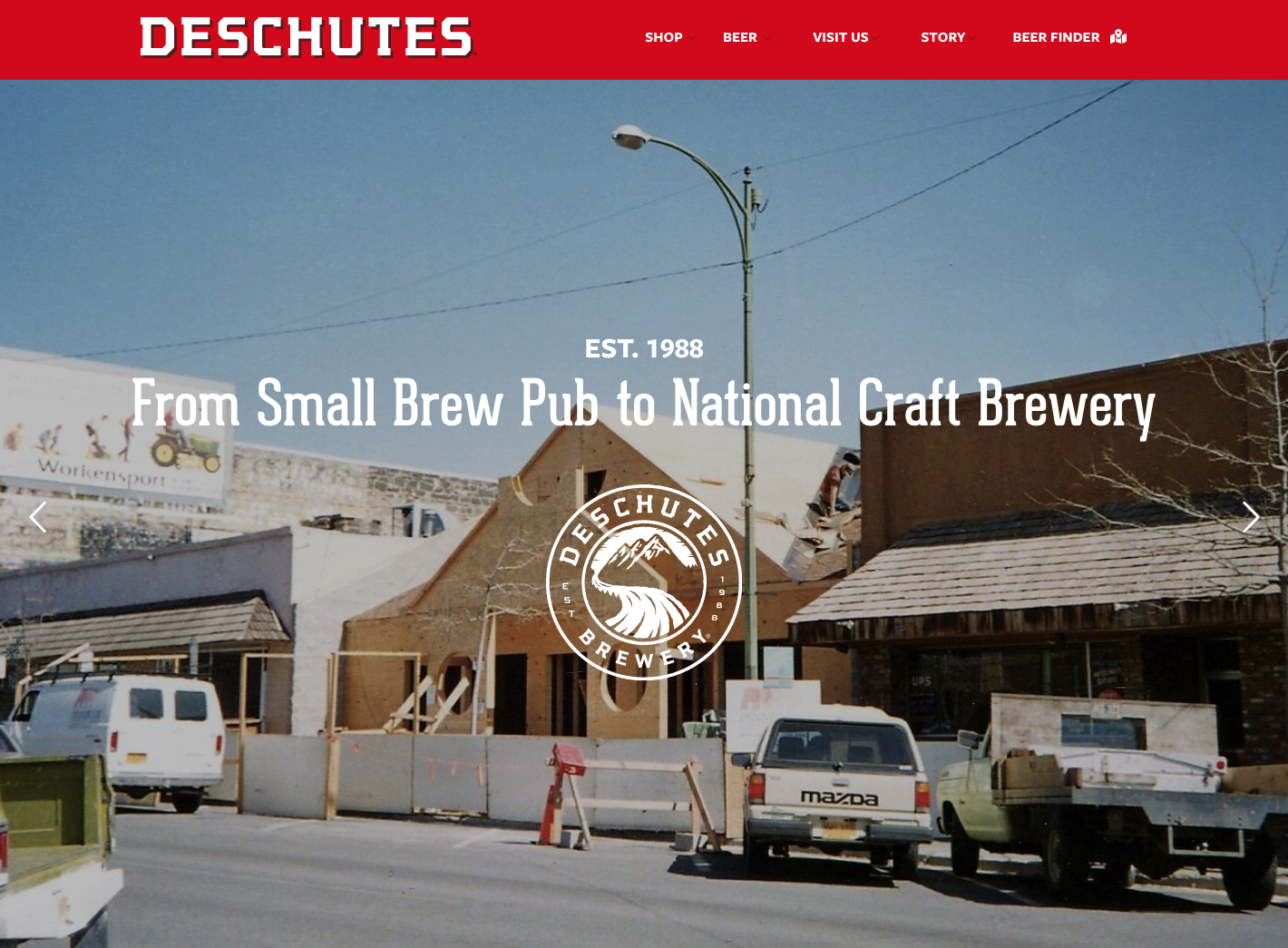 From Small Brew Pub to National Craft Brewery