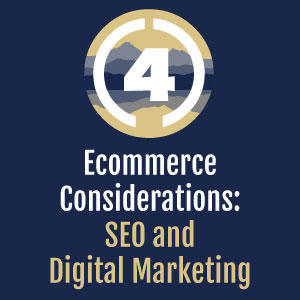 Ecommerce: Making the Most of SEO and Digital Marketing